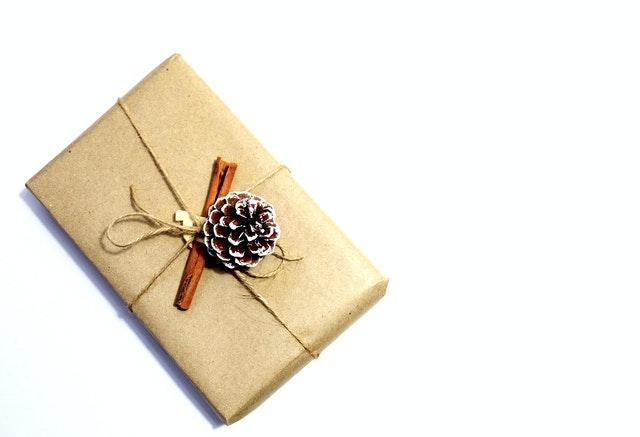 ekologiczne pakowanie prezentów